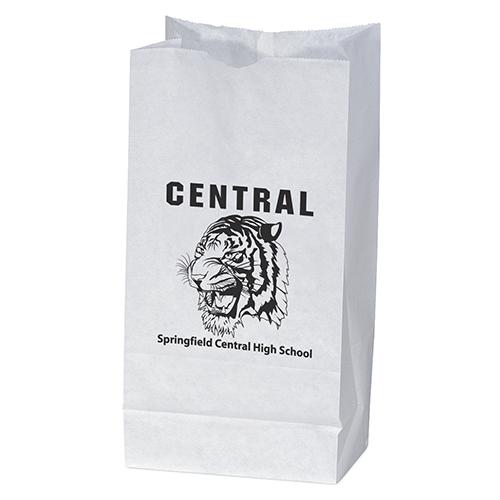 White Peanut Bag