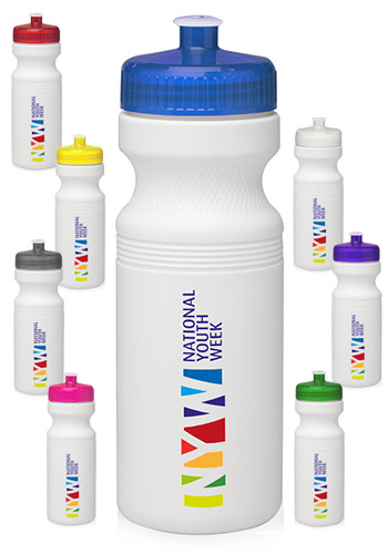 24 oz Bike Water Bottles