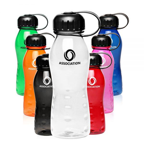 APC22 22 oz Plastic Sports Bottles