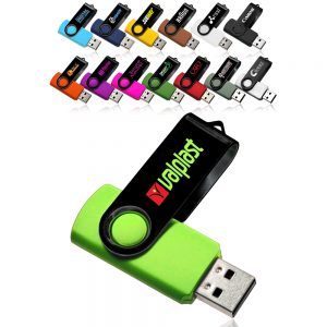 Swivel USB Drives
