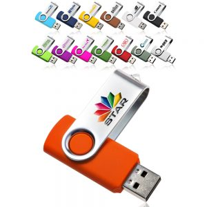 Swivel USB Flash Drives