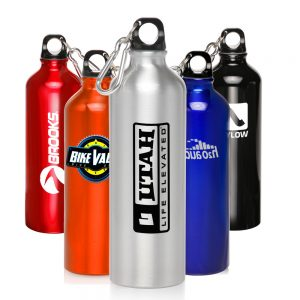 24 oz Aluminum Water Bottles