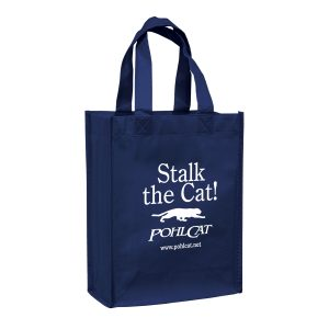 Gloss Laminated Designer Tote Bag