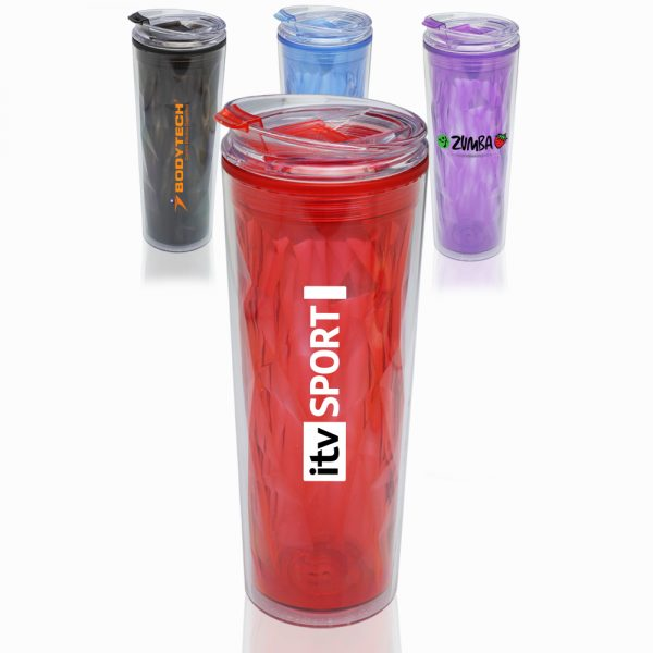 20 oz Double Wall Travel Mugs ATM279