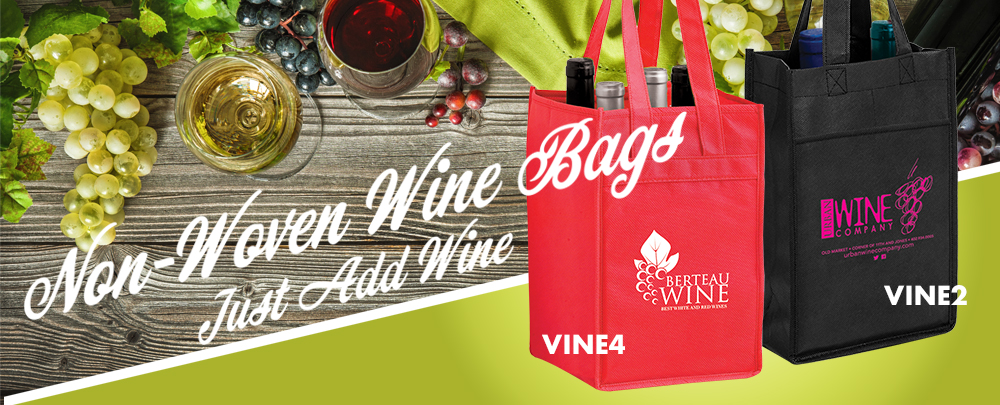 Reusable Wine Bags Wholesale