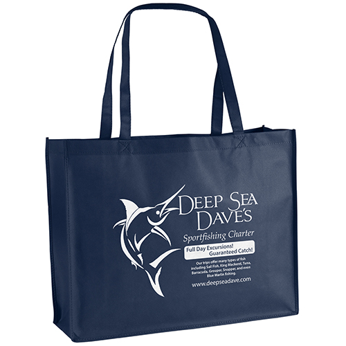 Reusable Recycled Shopping Bags With Logo