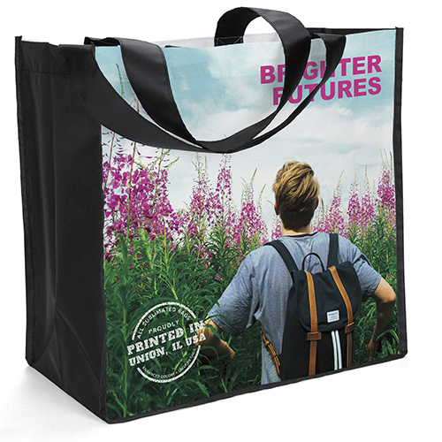 Recycled Polyester Tote Bags