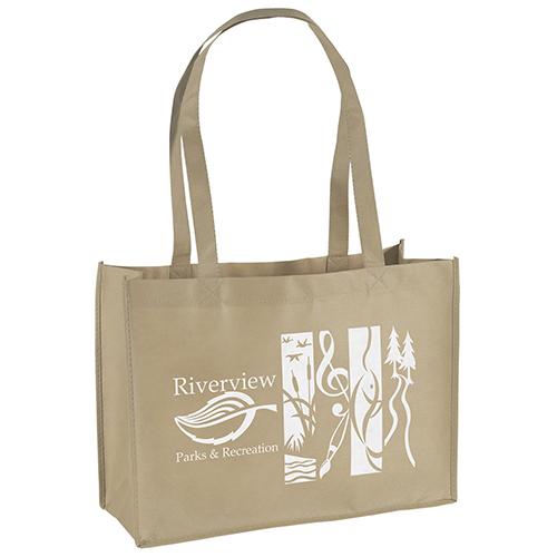 Non Woven Eco Friendly Green Shopping Bags