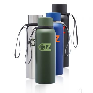17 oz Ransom Water Bottles with Strap AWB334
