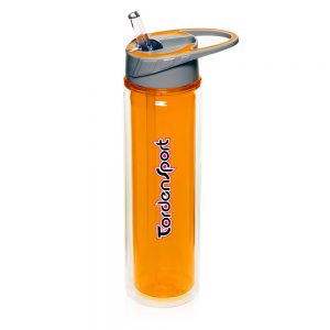 19 oz Tritan Sports Water Bottles with Straw APG144