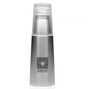 17 oz Stainless Steel Water Bottle with Cup ATM331