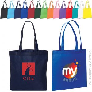 Non Woven Value Tote BG107 Reusable Bags