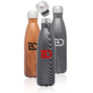 17 oz Cola Shaped Water Bottles ATM301W