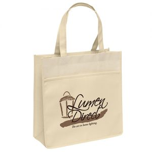 Urban Laminated Tote Bag