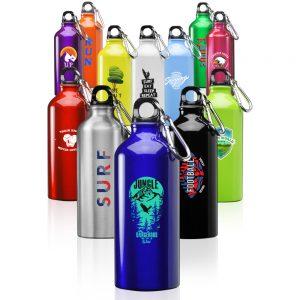 20 oz Aluminum Water Bottles