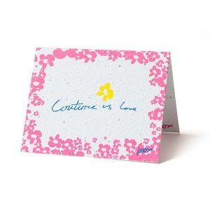 Seed Paper Card PSC