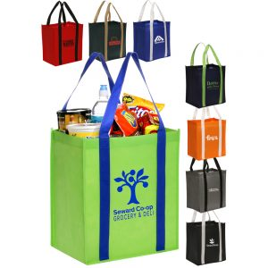 Non Woven Grocery Tote Bags ATOT98
