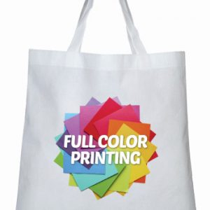 Full Color Sublimation Tote Bags ASTOT225