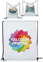 Sublimation Drawstring Bags ASTOT12