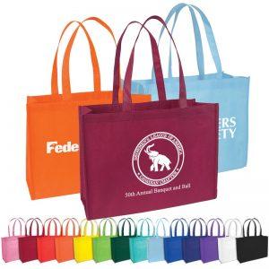 Standard Non Woven Tote BG108 Reusable Bags